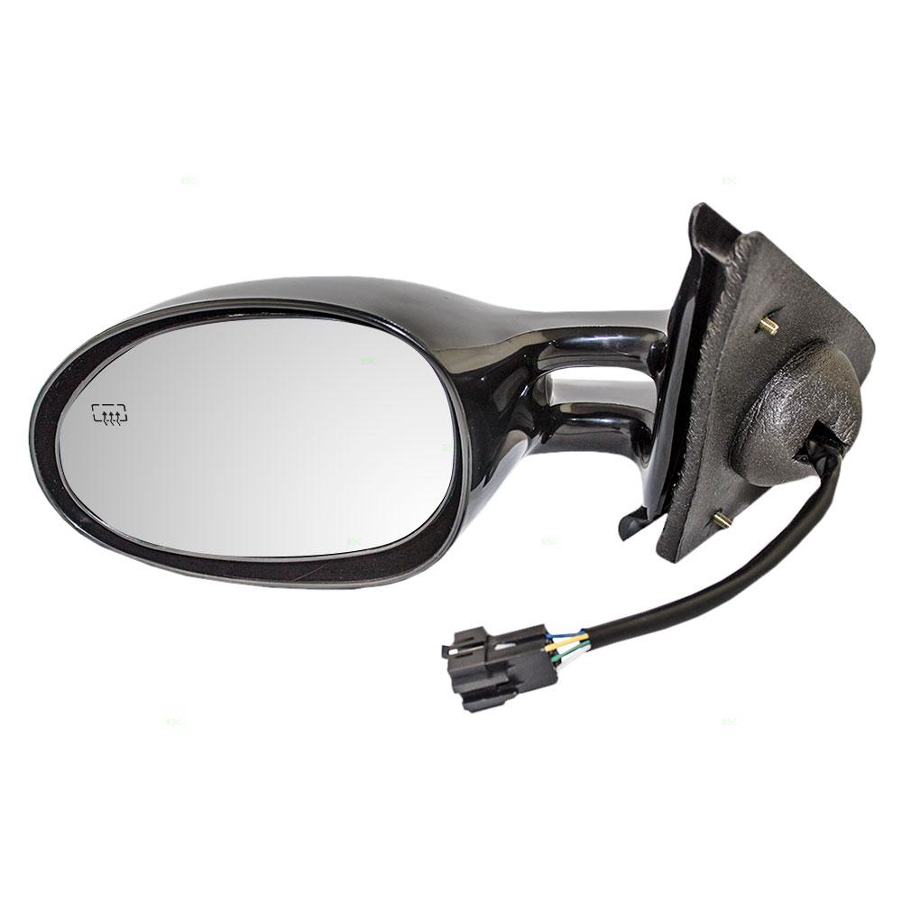 Power Heated Door Mirror Left Driver Side for Stratus Cirrus Breeze