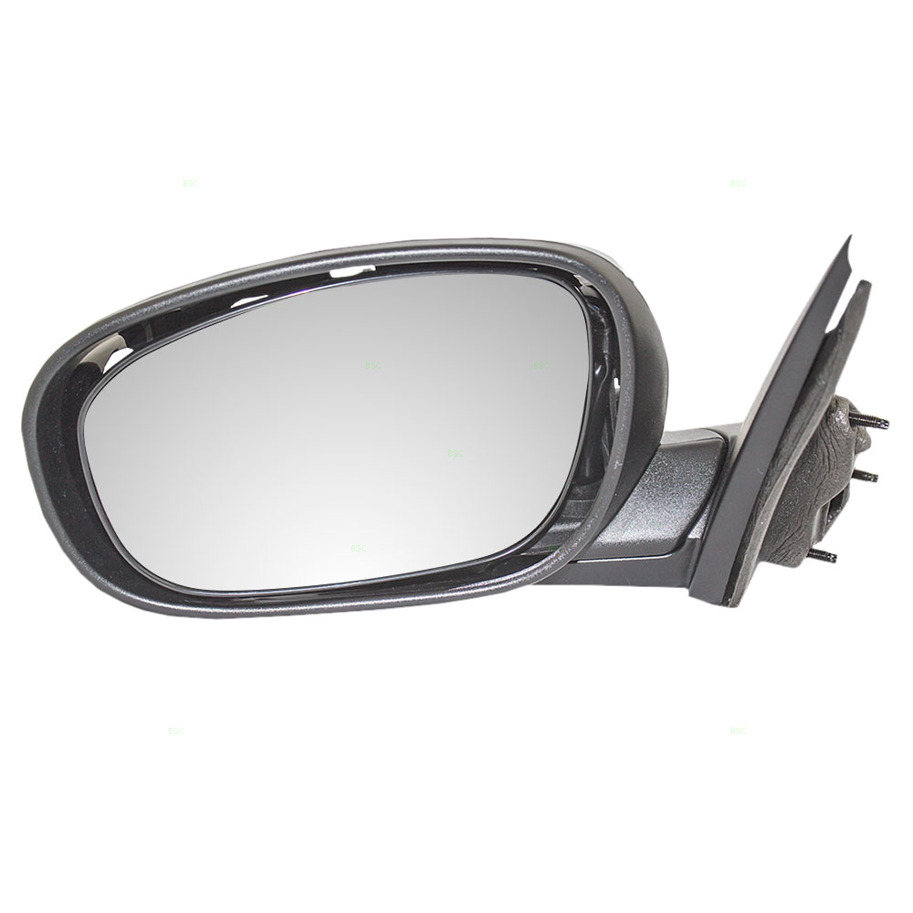 Chrysler 300 Dodge Magnum Drivers Side View Power Mirror Heated With