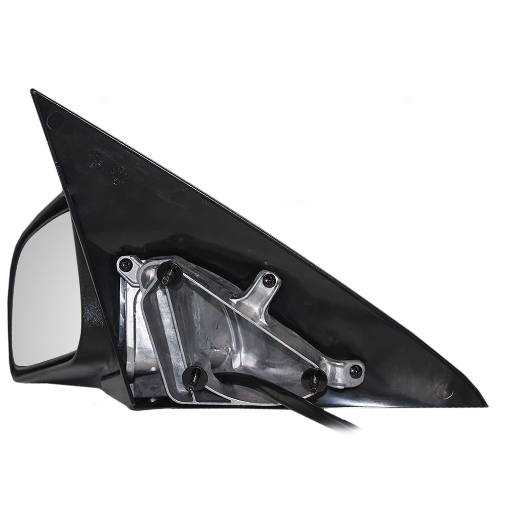 Passengers Power Side View Mirror Heated Textured Replacement for Chrysler SUV 4857908AD