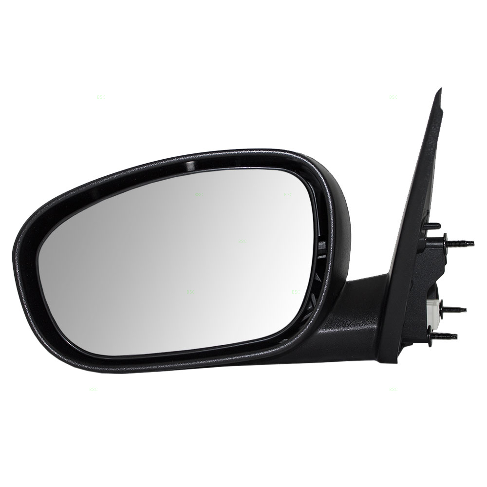 Chrysler 300 Dodge Magnum Drivers Side View Power Mirror Heated