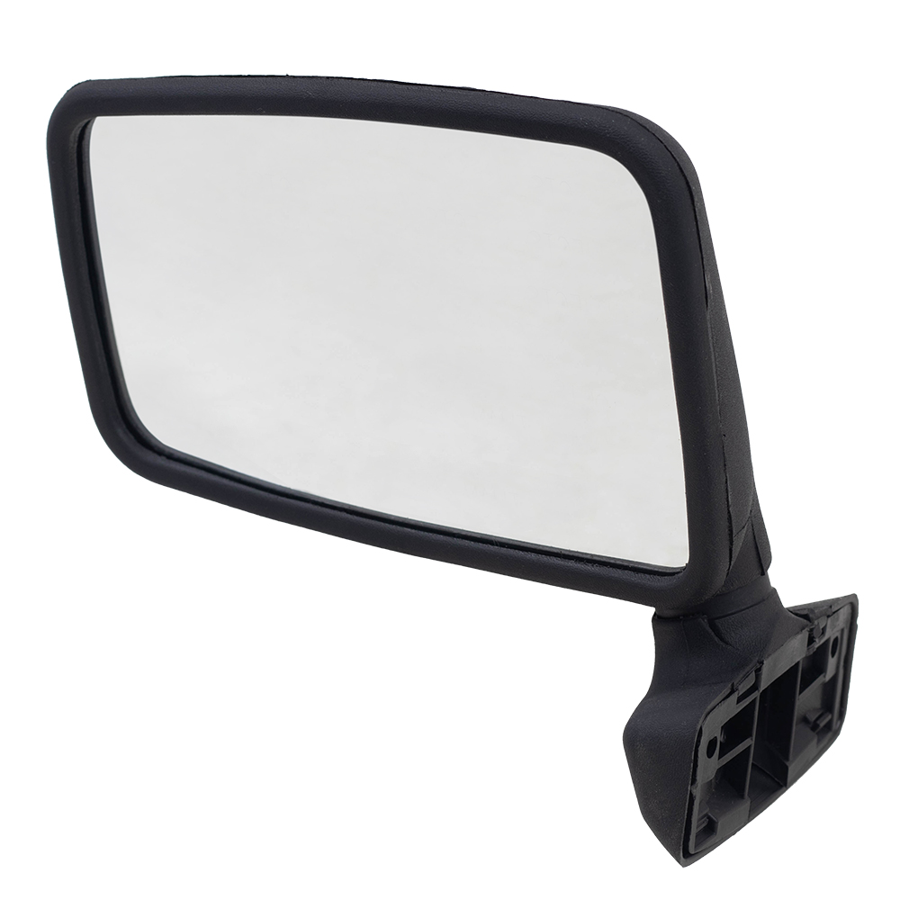 Jeep Comanche Pickup Truck Cherokee Wrangler New Drivers Manual Side View  Hard Door Mounted Textured Mirror ...