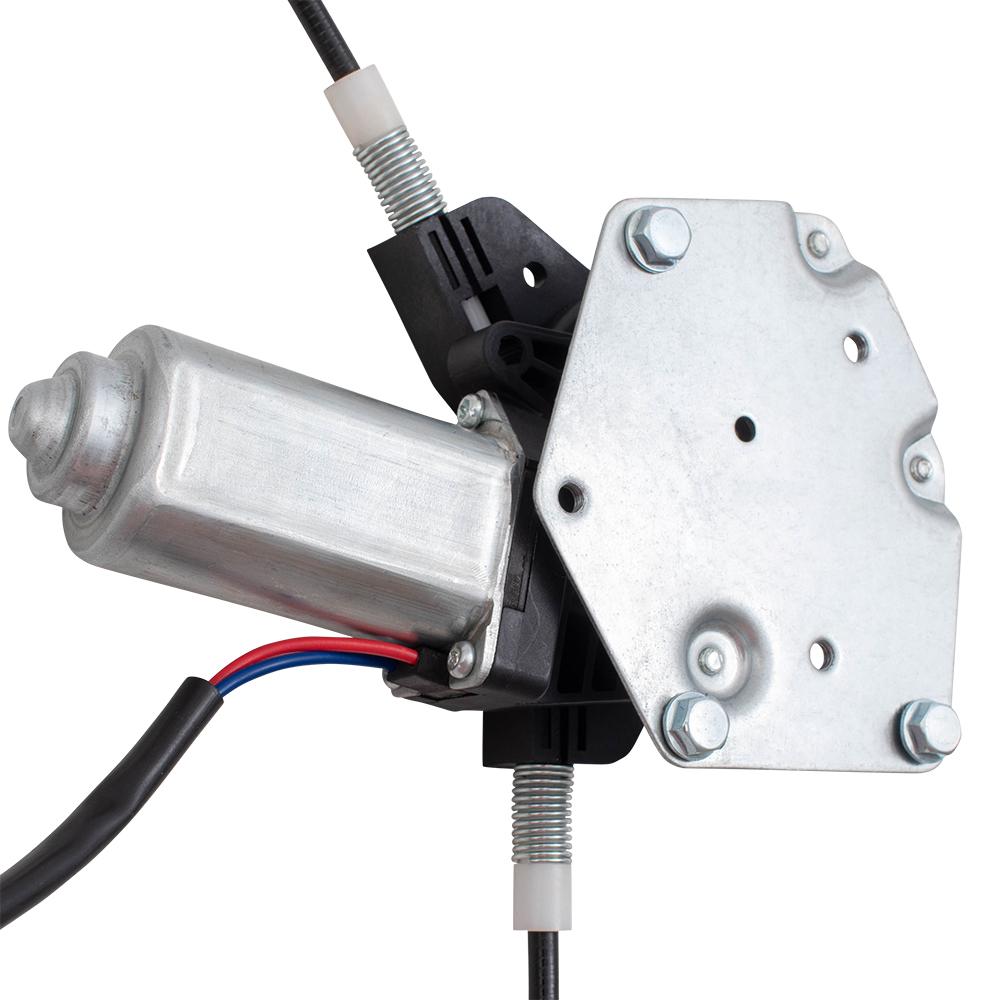 Fits 98-03 Dg Durango 00-04 Dg Dakota Quad CAB Power Window Regulator with Motor