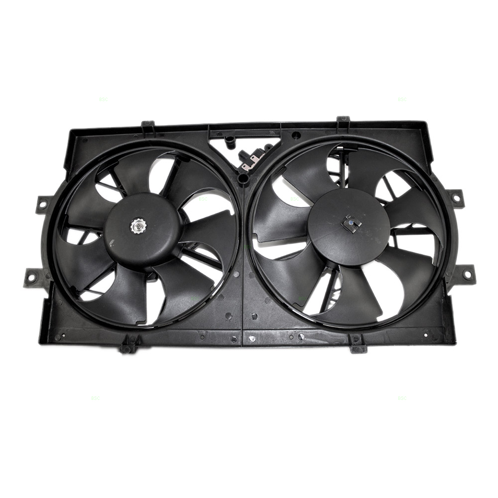 NEW COOLING FAN MOTOR 93-97 INTREPID LHS CONCORD DODGE