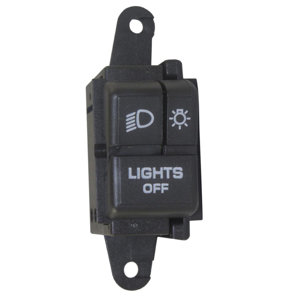 87 95 Jeep Wrangler Suv Headlamp Headlight Dimmer Control Repair