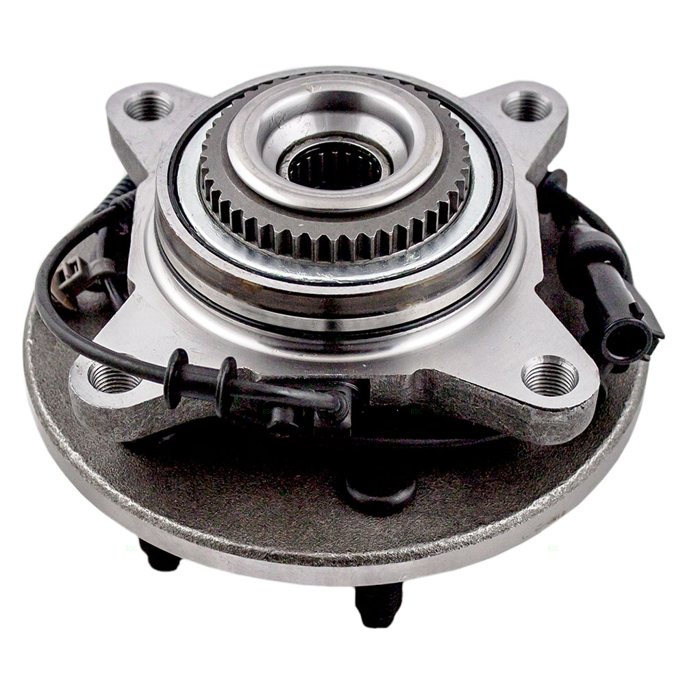Virginia Auto Sales Tax >> Brock Supply - 05-08 FD PICKUP F150 4WD HUB/BEARING ASSY W/ABS 6 LUG WHEELS FRONT L=R FROM 11/30 ...