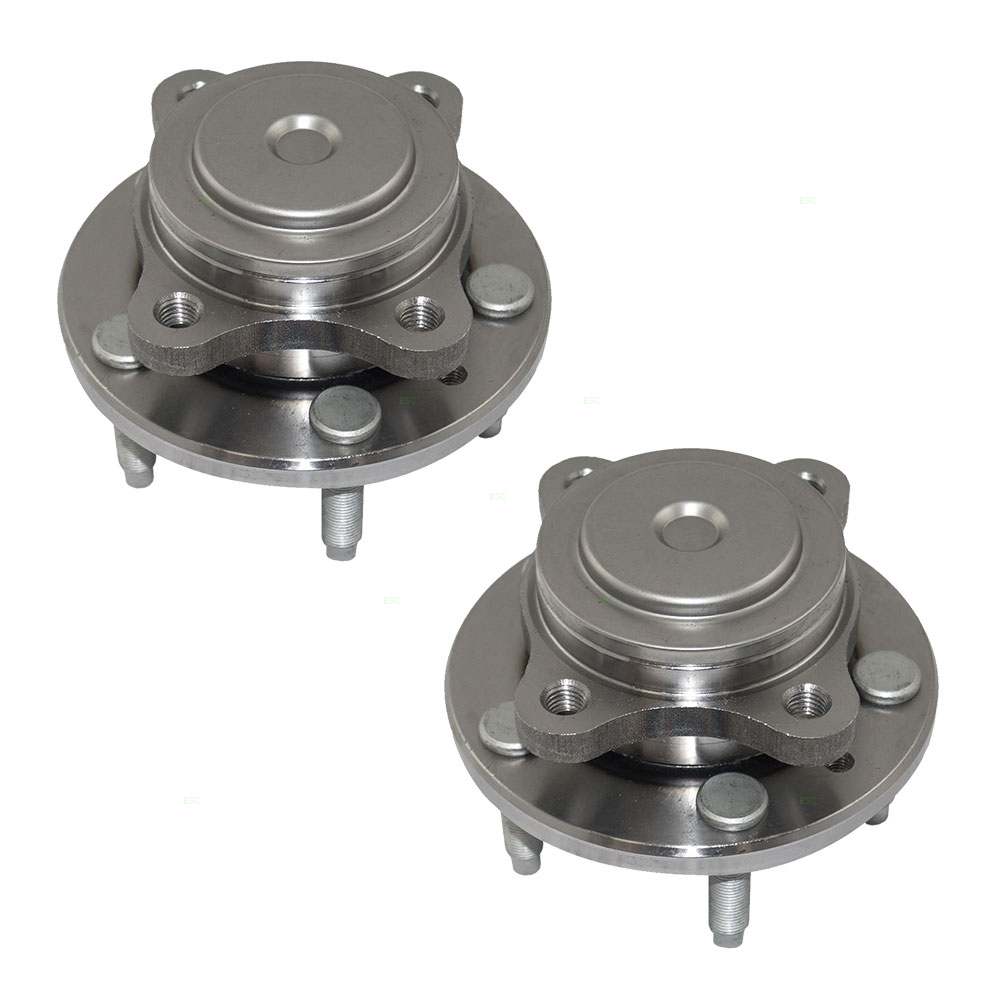 Wheel Bearing and Hub Assembly-FWD Front,Rear CRS Automotive Parts NT513179