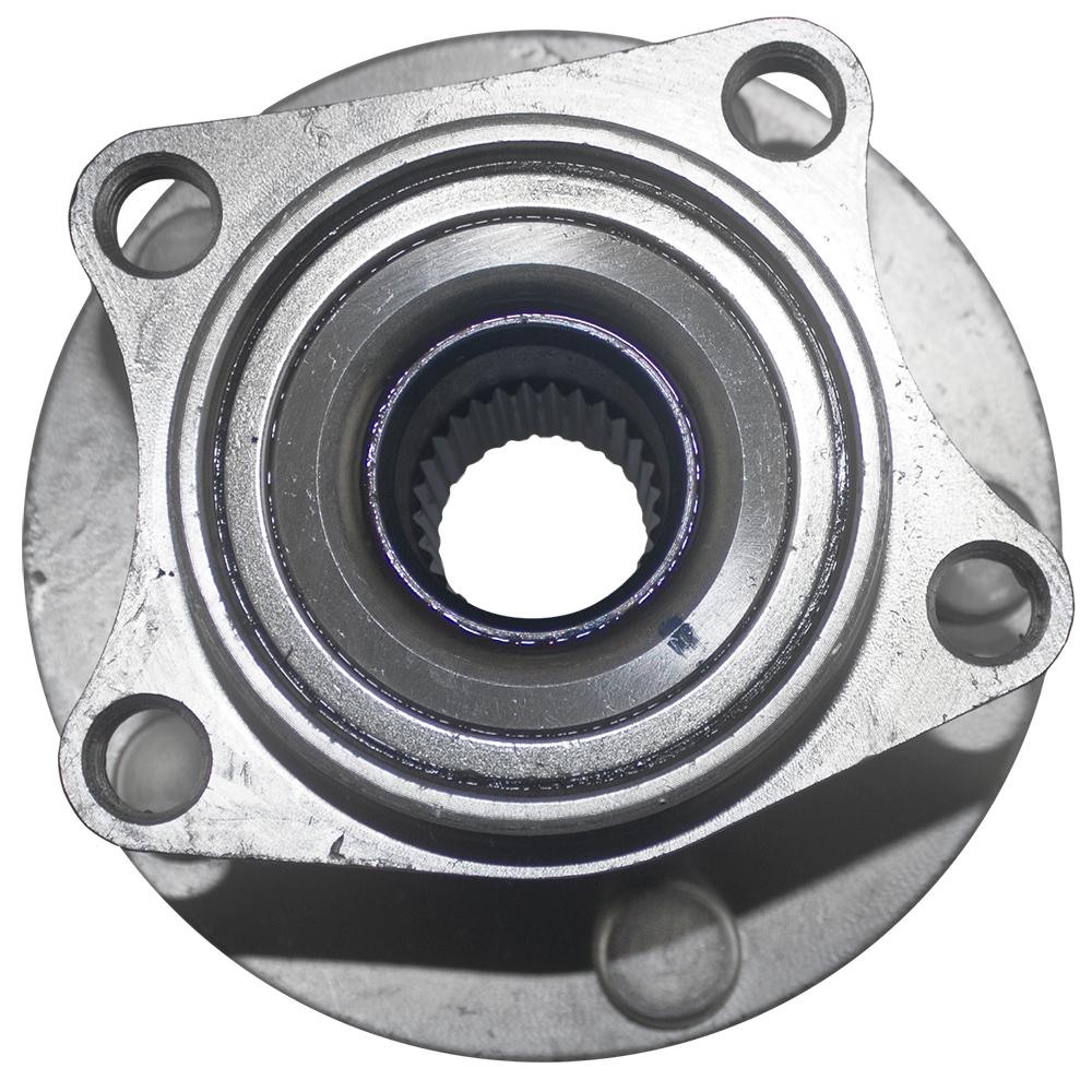 Ford Edge Lincoln Mkx W  Wheel Drive Rear Wheel Hub