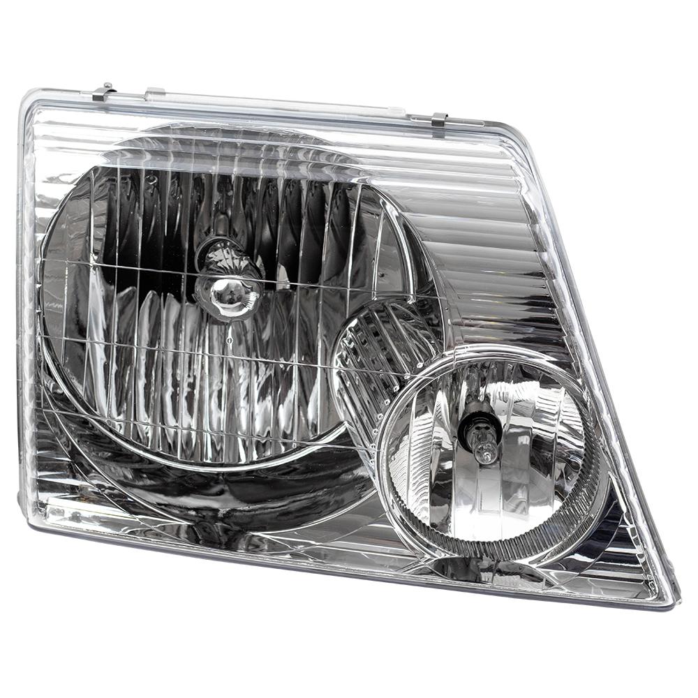 02 03 04 05 Ford Explorer Passengers Headlight Assembly