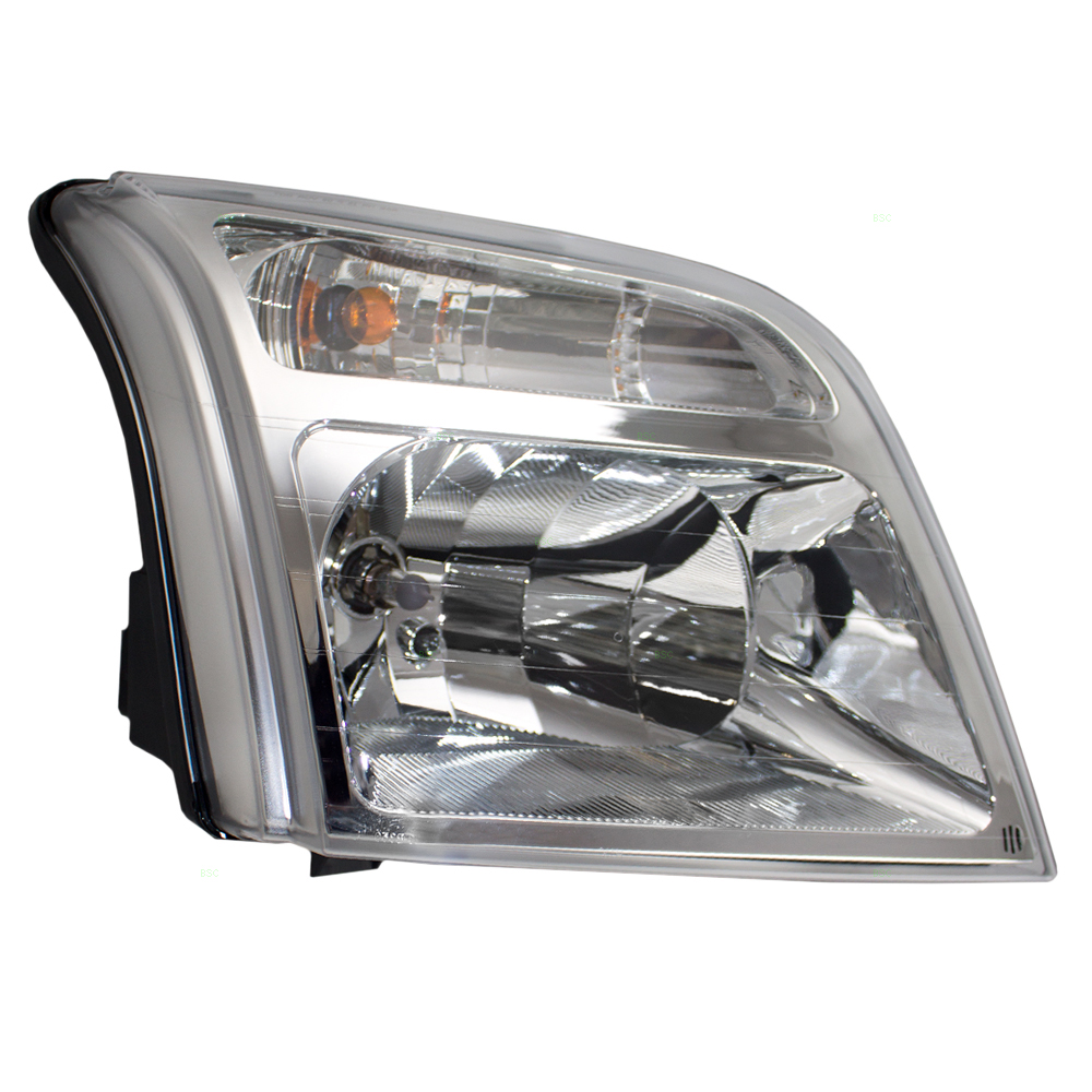 Picture of 10 13 ford transit connect passengers headlight assembly