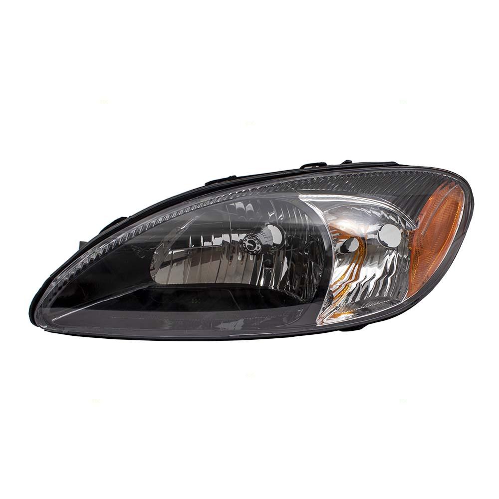 Ford Taurus Headlight Assembly : Autoandart ford taurus new drivers halogen