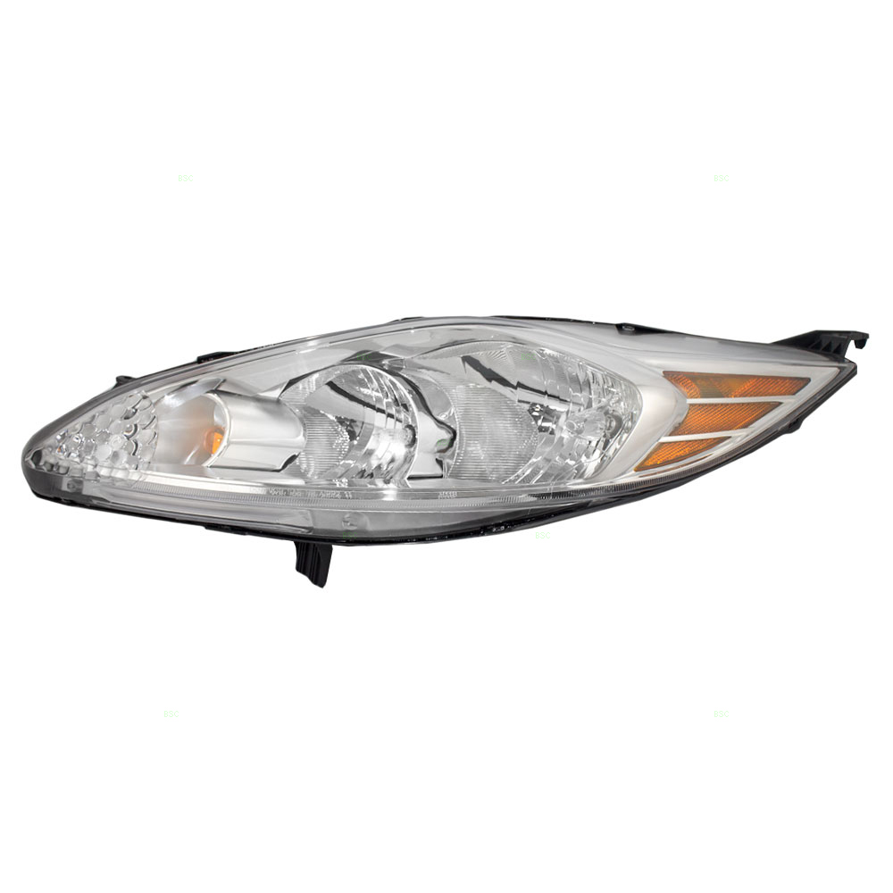 11 13 ford fiesta drivers headlight assembly. Black Bedroom Furniture Sets. Home Design Ideas