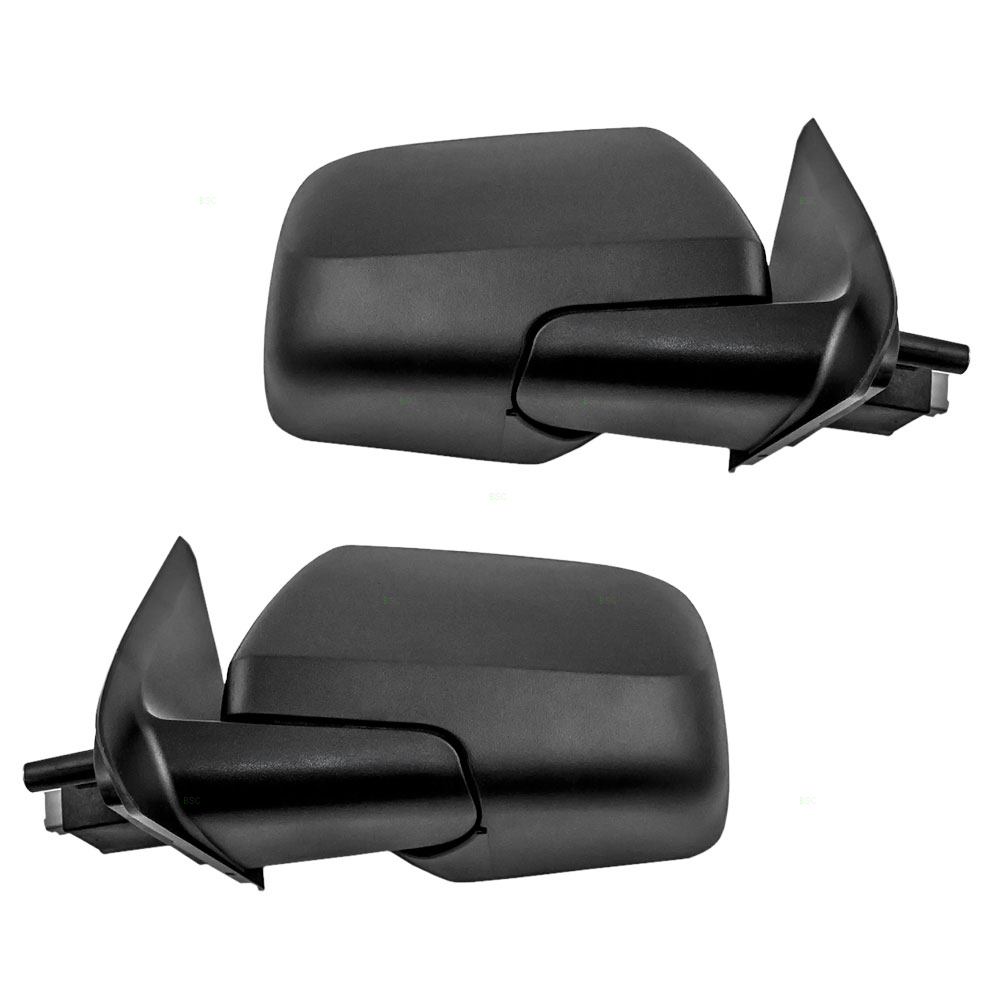 Ford Escape Mercury Mariner Set Of Side View Power Mirrors