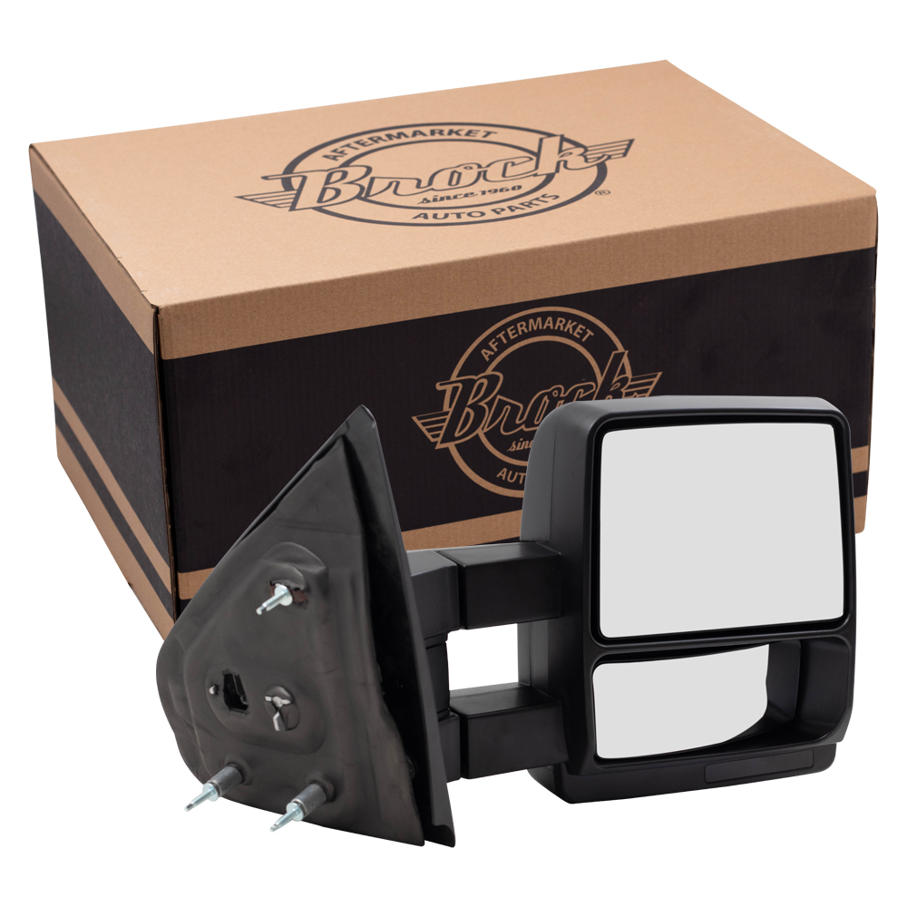 04-14 Ford F-150 Pickup Truck Passengers Side Manual Tow