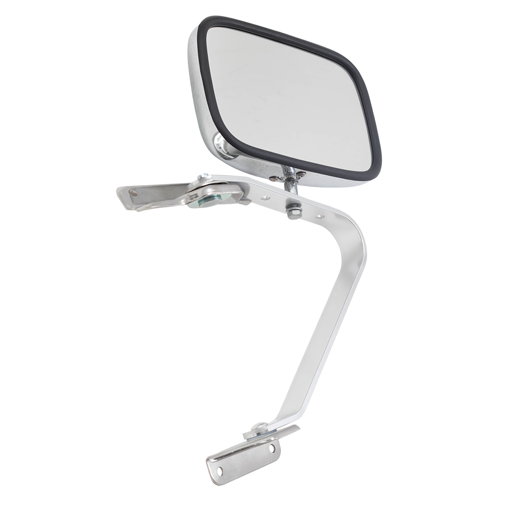 80 97 Ford Pickup Truck 96 Bronco New Pair Set 1980 Mirror Manual Side View