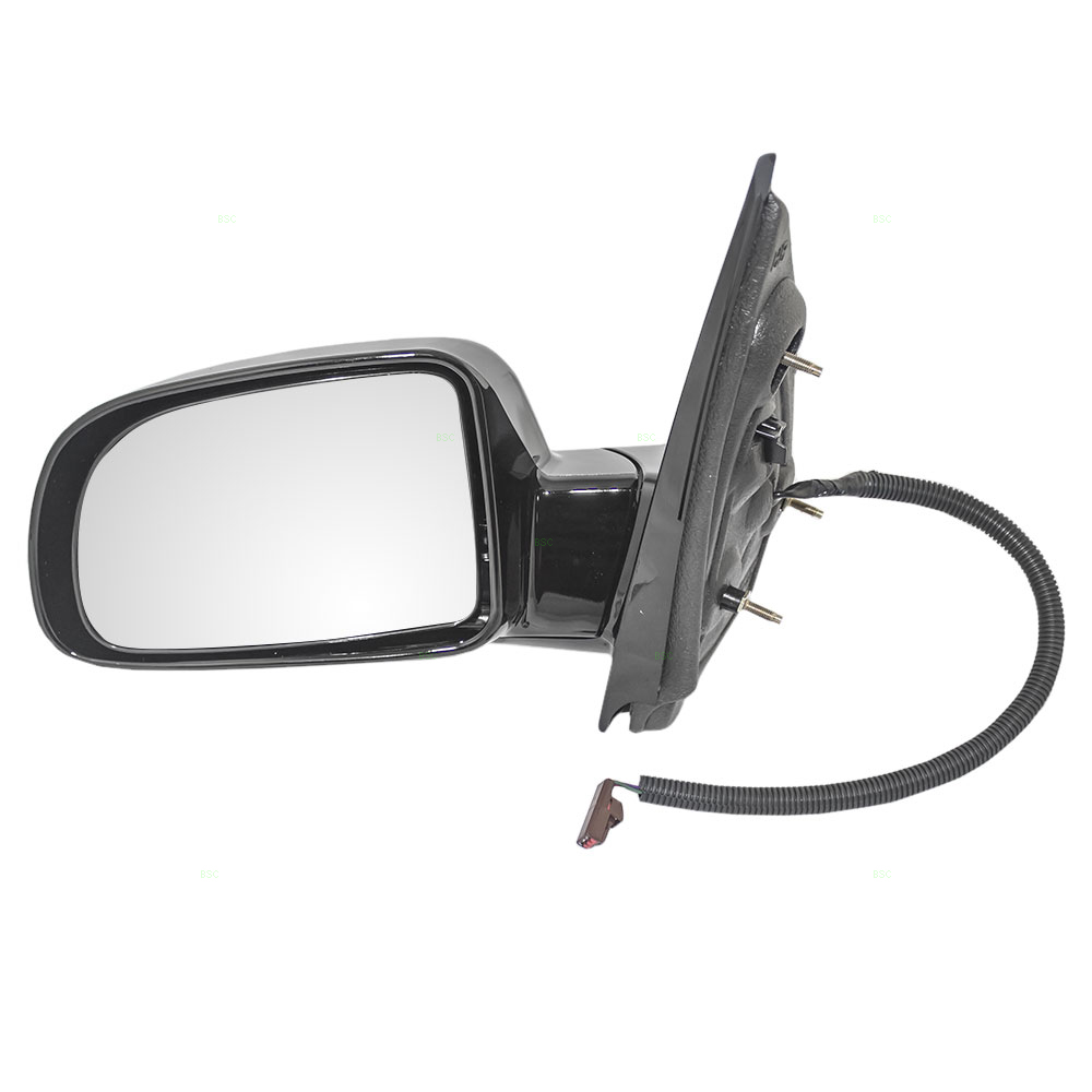Mercury Monterey Ford Freestar Drivers Side View Power Mirror Smooth Assembly
