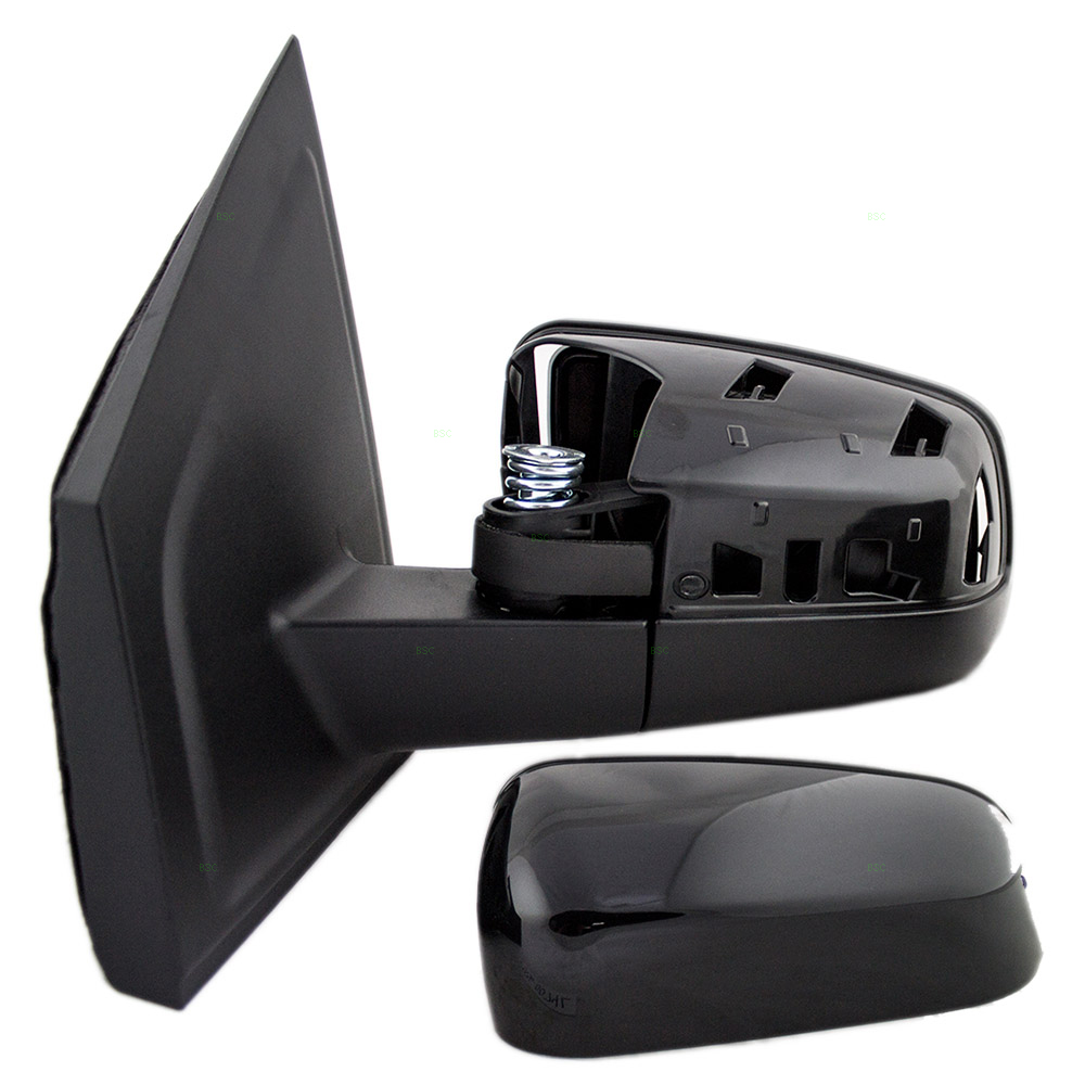 05 06 07 Ford Freestyle Drivers Side View Power Mirror