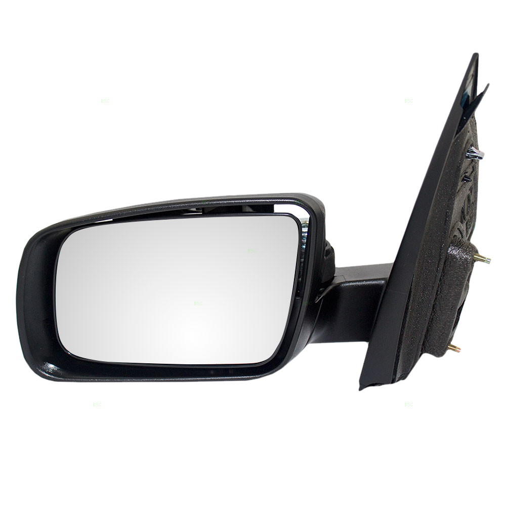 05 07 Ford Freestyle Drivers Side View Power Mirror Heated