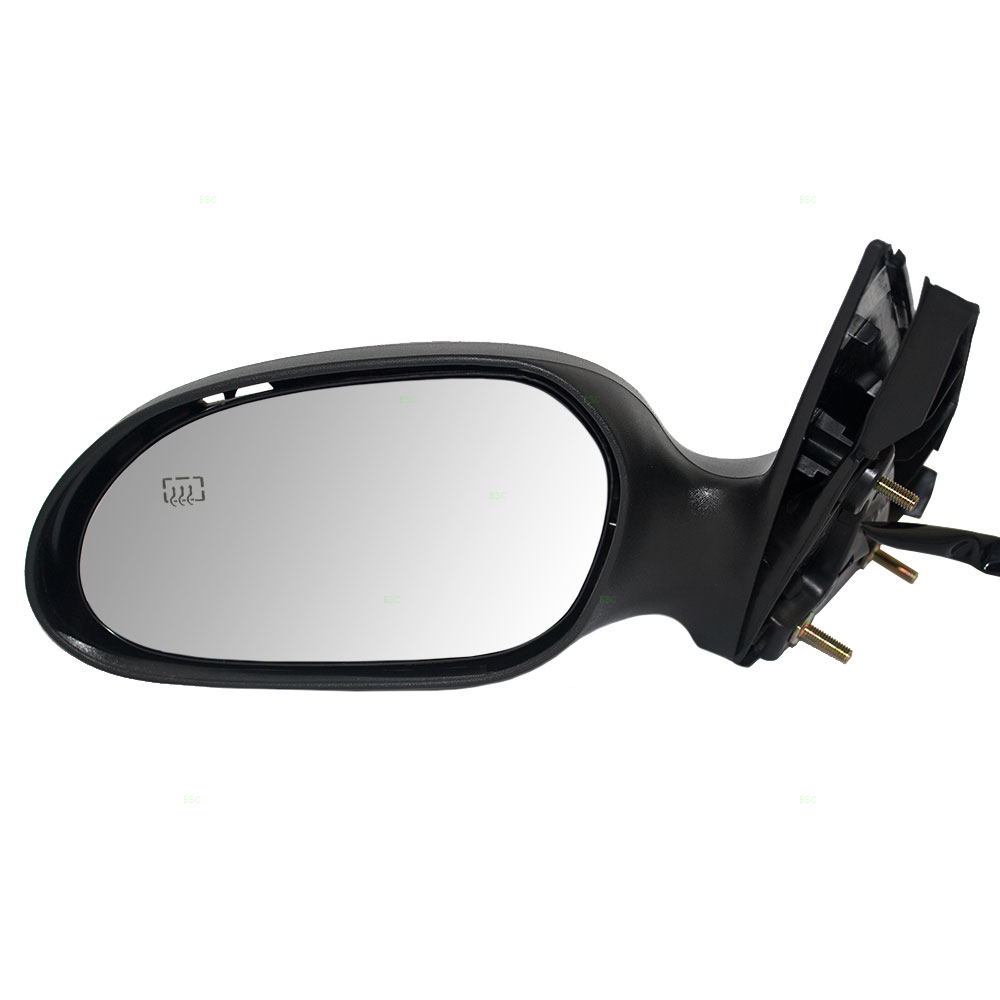 Picture of ford taurus mercury sable new drivers power side view mirror glass housing heated puddle