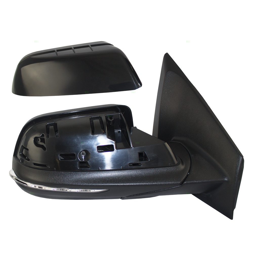 Ford Edge New Passengers Power Side View Mirror Heated Signal Puddle Lamp