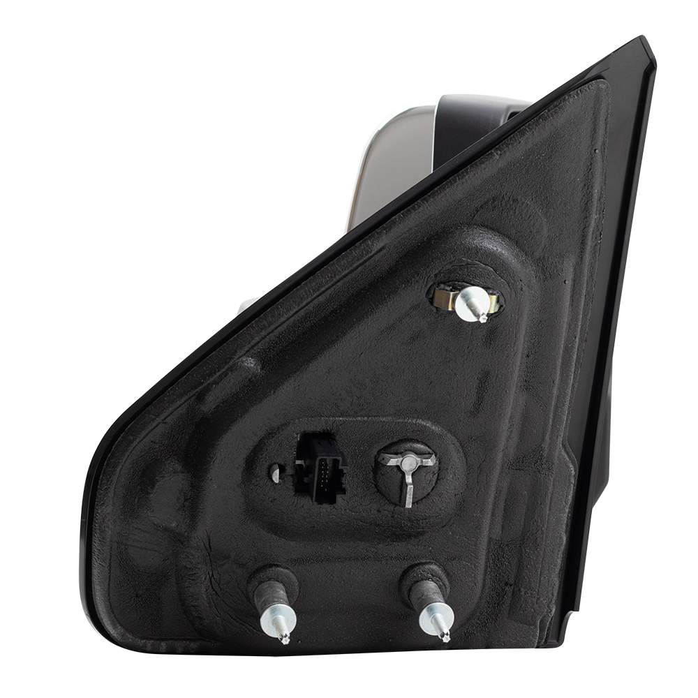 Ford F  Pickup Truck Set Of Side Power Tow Mirrors Heated