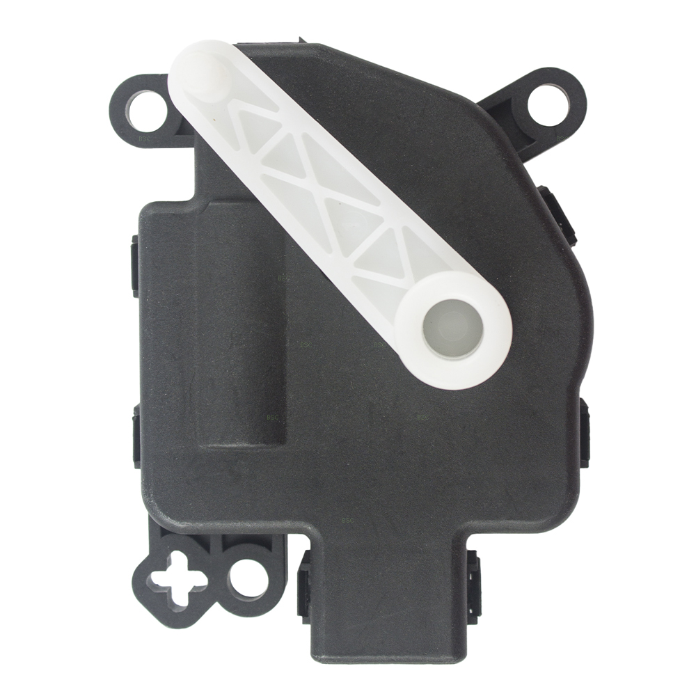 05-09 Ford Mustang HVAC Air Door Actuator Mode Panel Defrost Heater A/C  Temperature Blend Lever