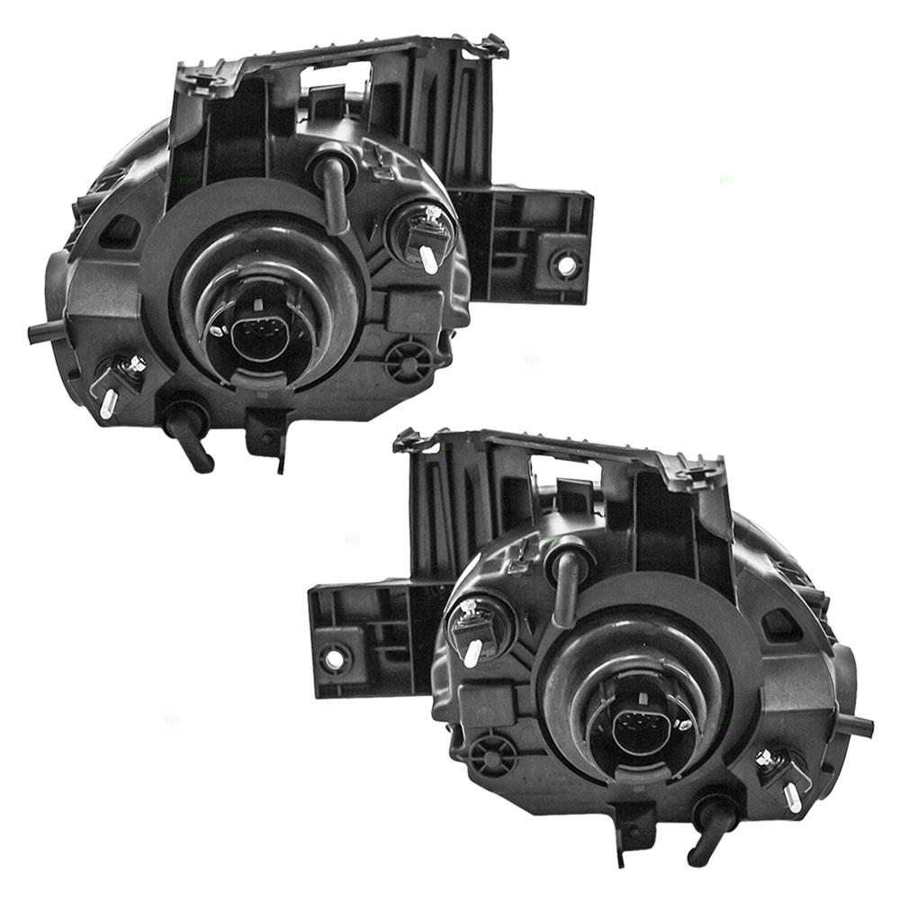 AutoandArt.com - 11-14 Nissan Juke New Pair Set Headlight ...