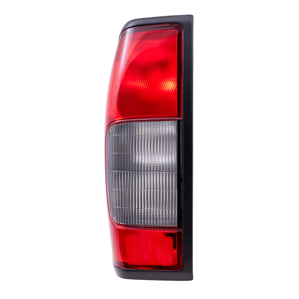 Brock Supply 98 04 Ns Frontier Tail Lamp Unit W Smoke