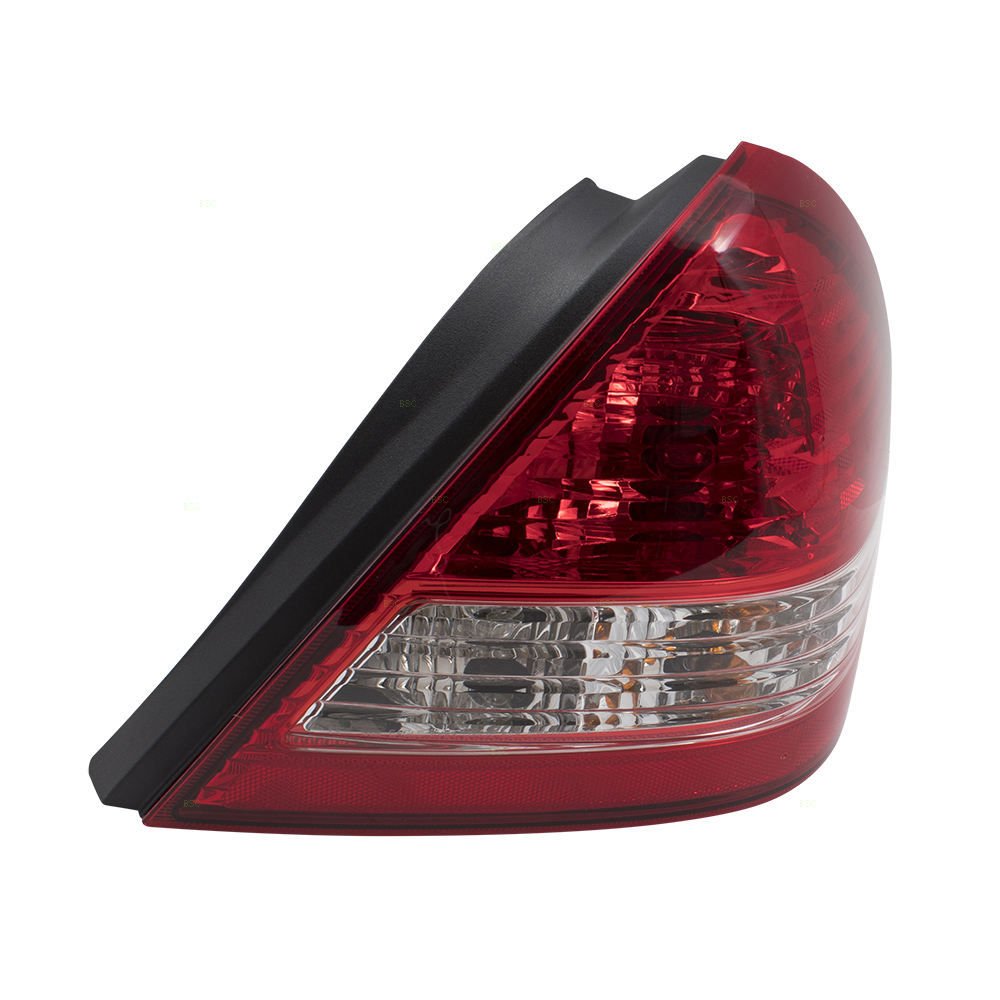 Side - Right Go-Parts Passenger for 2012-2019 Nissan Versa Rear Tail Light Lamp Assembly // Lens // Cover Sedan 26550-3AN0A NI2801194 Replacement 2013 2014 2015 2016 2017 2018
