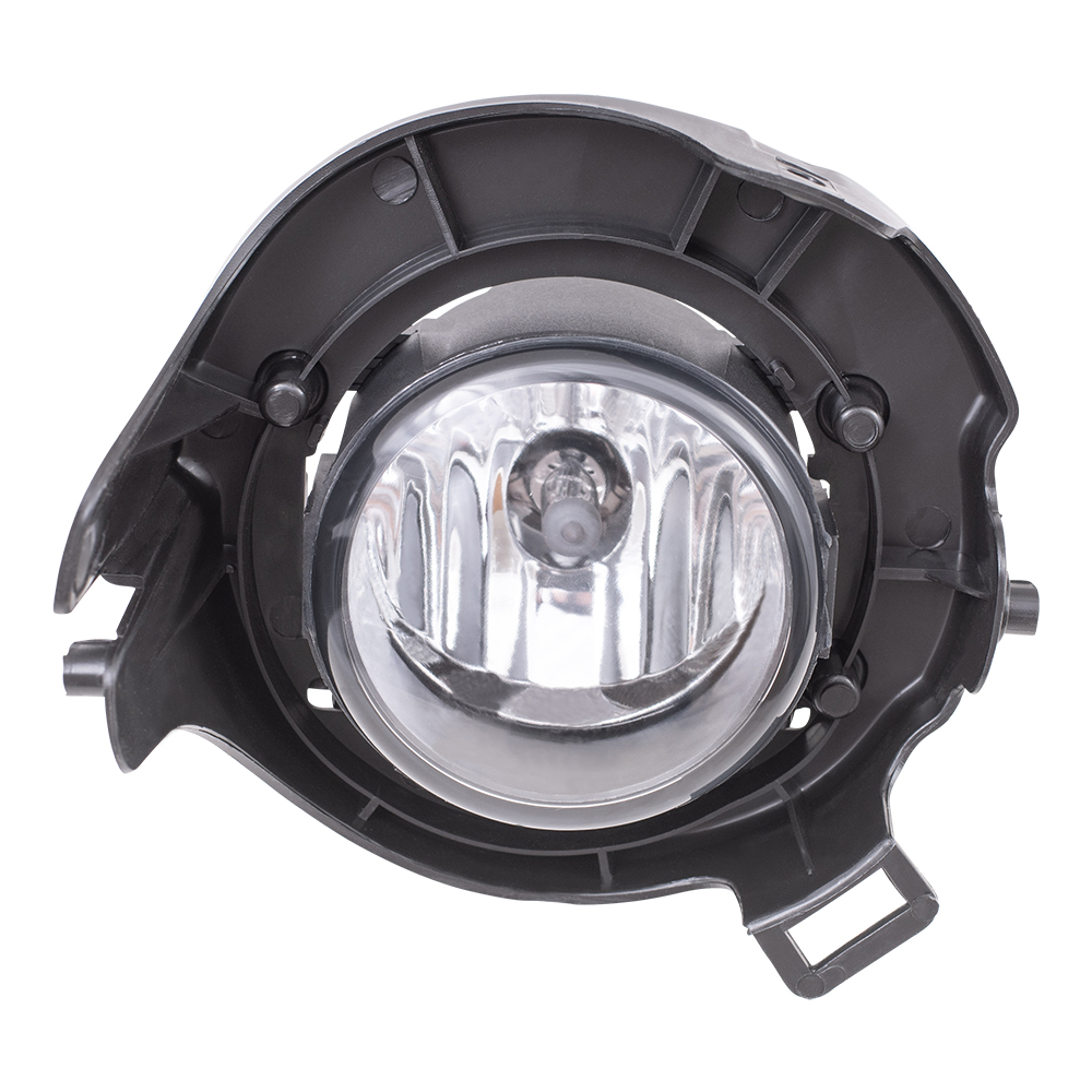 Nissan Frontier Pickup Truck Pathfinder SUV New Drivers Fog Light Lamp  Housing Assembly SAE ...