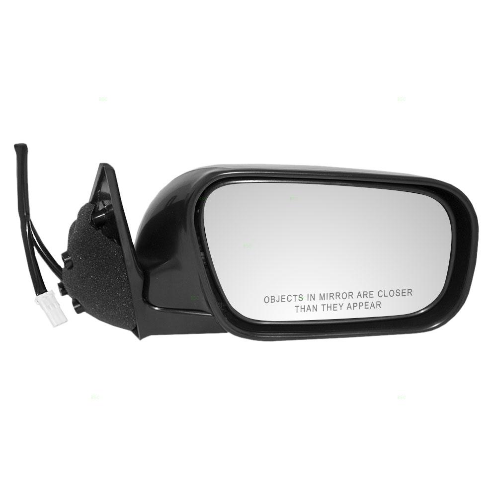 Brock Supply 95 99 Ns Sentra Power Mirror Paint To Match Black