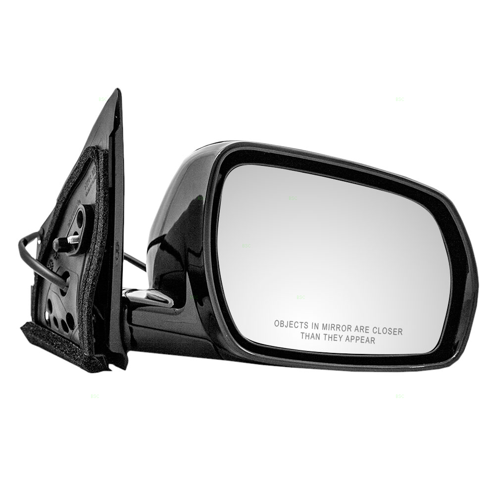 Brock Supply 05 07 Ns Murano Power Mirror Paint To Match Black W Heat Folding W O Memory Smart Entry System Rh