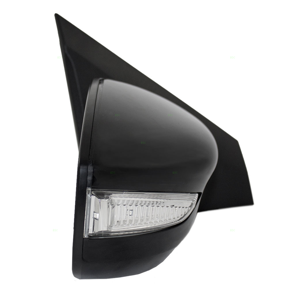 13 15 Nissan Sentra Passengers Side View Power Mirror Heated Signal