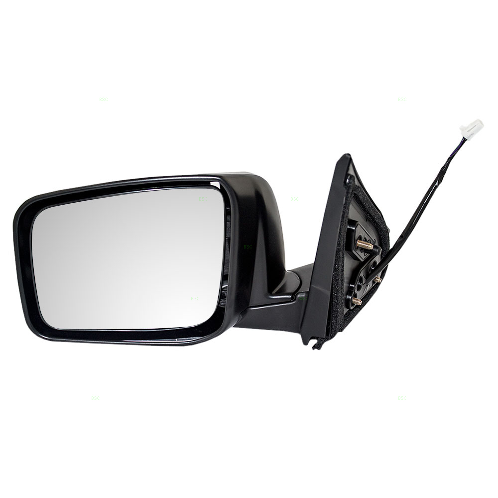 New Driver Side Mirror For Nissan Rogue Select 2014-2015 NI1320236