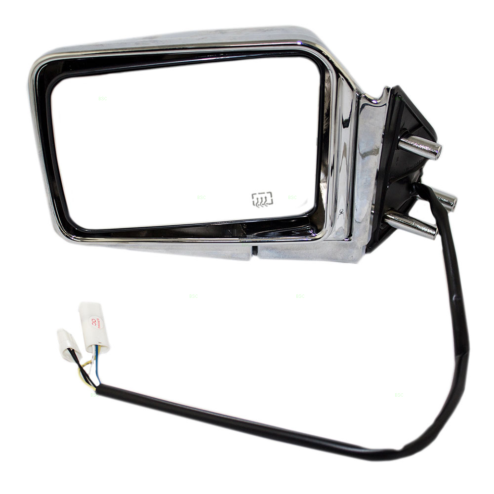 Nissan pathfinder pickup truck new for Mirror glass