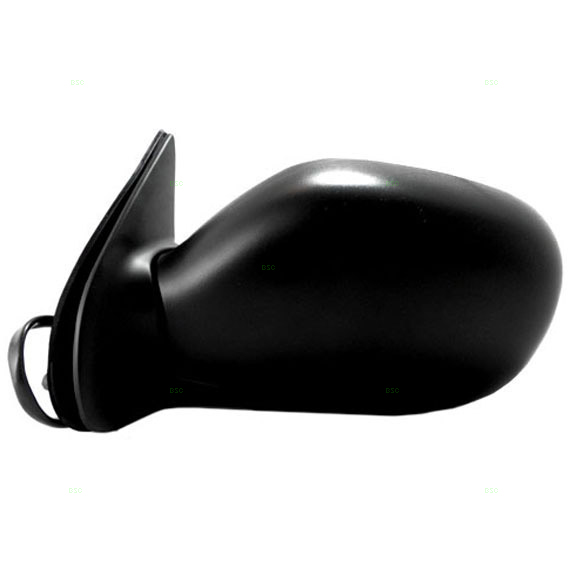 Autoandart Com 99 00 Nissan Pathfinder Suv New Drivers Power Side View Mirror Glass Housing