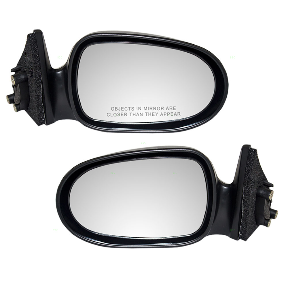 Passenger Side for Nissan Sentra NI1321114 1995 to 1999 New Mirror