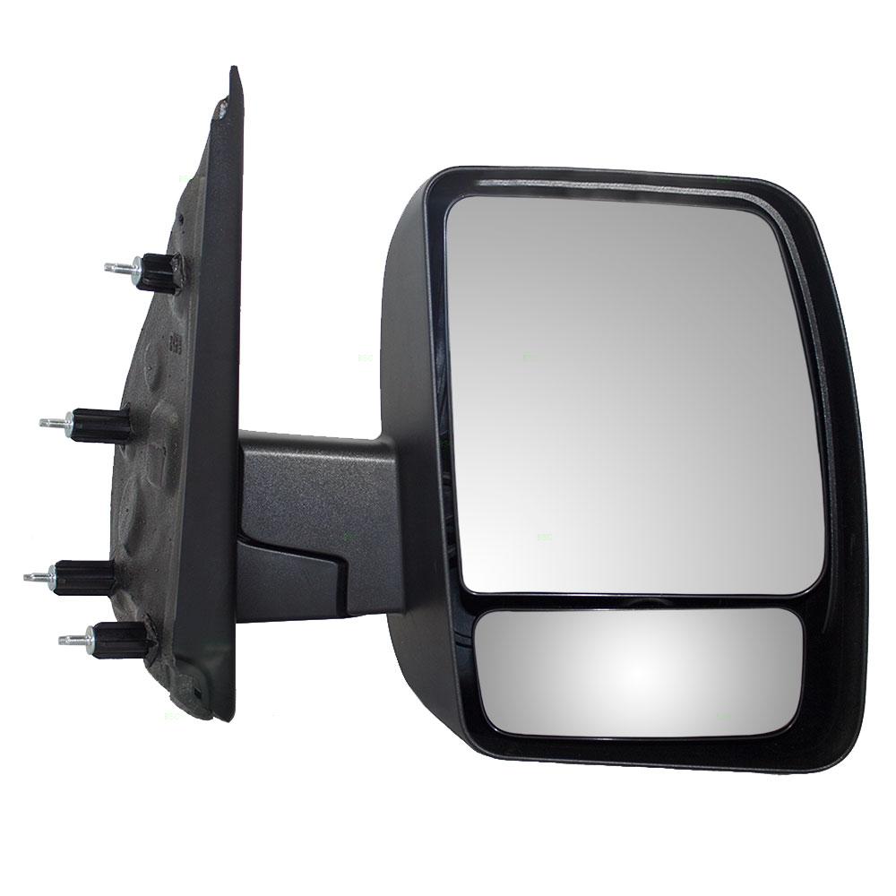2016 Nissan Nv3500 Hd Passenger Exterior: 12-17 Nissan NV Van Passengers Side View Manual Mirror