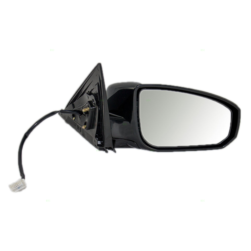 Brock Supply 04 08 Ns Maxima Power Mirror Paint To Match