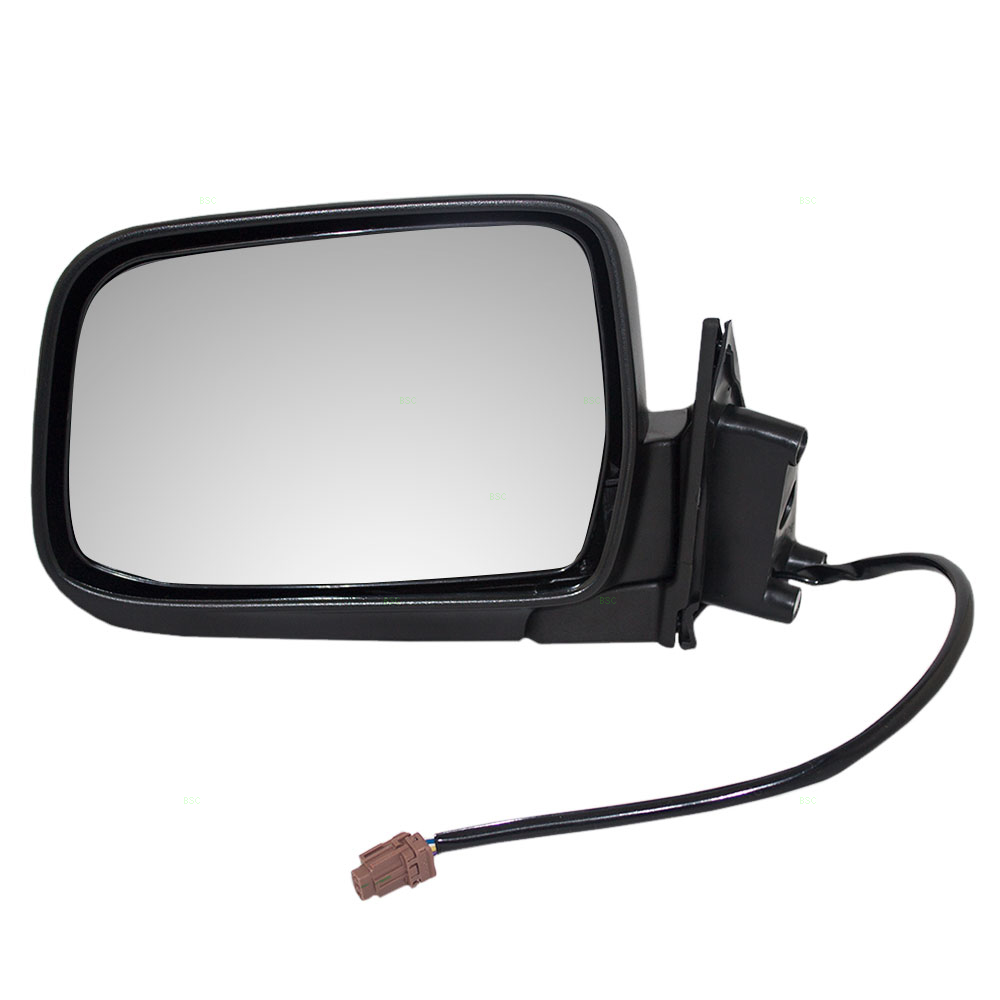 Power Textured Left Side Mirror Fits 1998-2004 Nissan Frontier 2000-2004 Xterra
