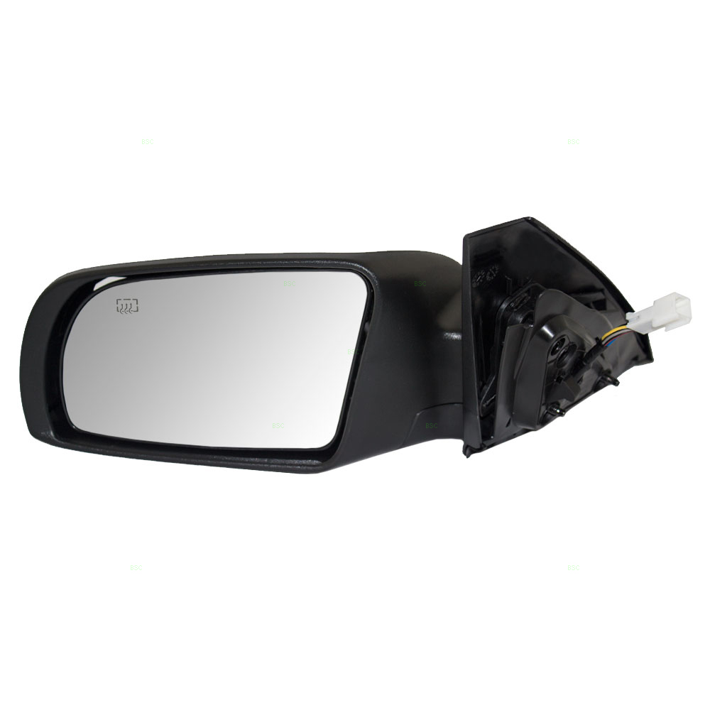 08 09 10 11 12 13 Nissan Altima Coupe Drivers Side View Power Mirror Heated Signal