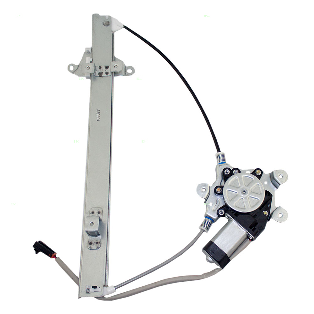 Brock supply 93 97 ns altima power window regulator w for Nissan motor credit payoff phone number