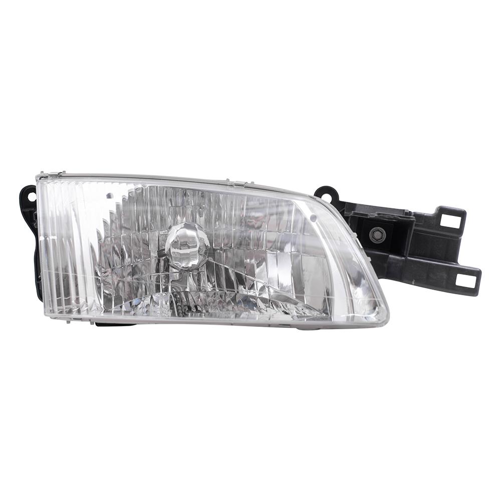 00 02 mazda 626 set of headlights headlamps. Black Bedroom Furniture Sets. Home Design Ideas