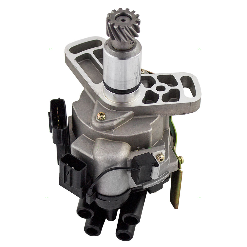 Brock Supply 93 95 Mz 626 20l Distributor W 2 Plugs Mx6 Mazda Wiring Harness Picture Of