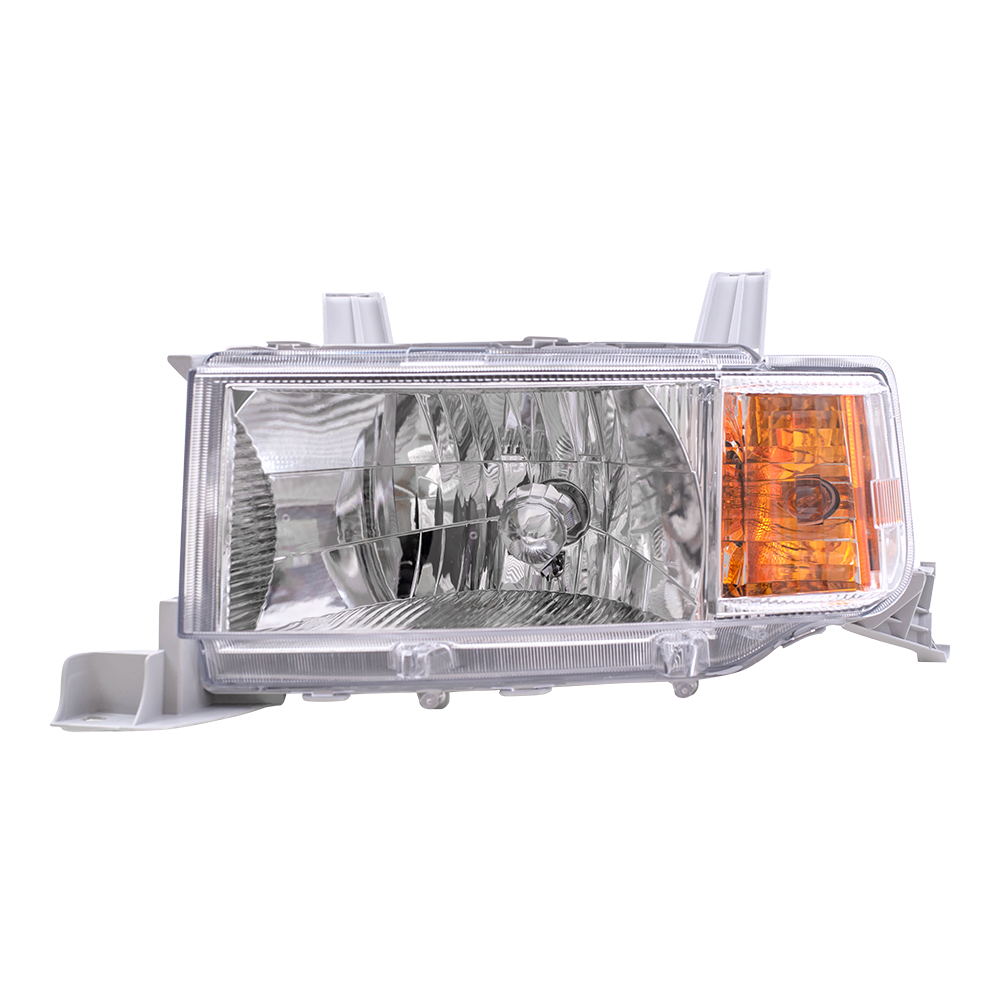 Genuine Toyota Parts 81170-52440 Driver Side Headlight Lens//Housing