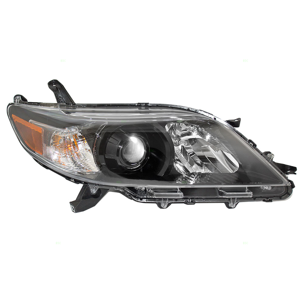 2010 Chevrolet Aveo Tail Lights