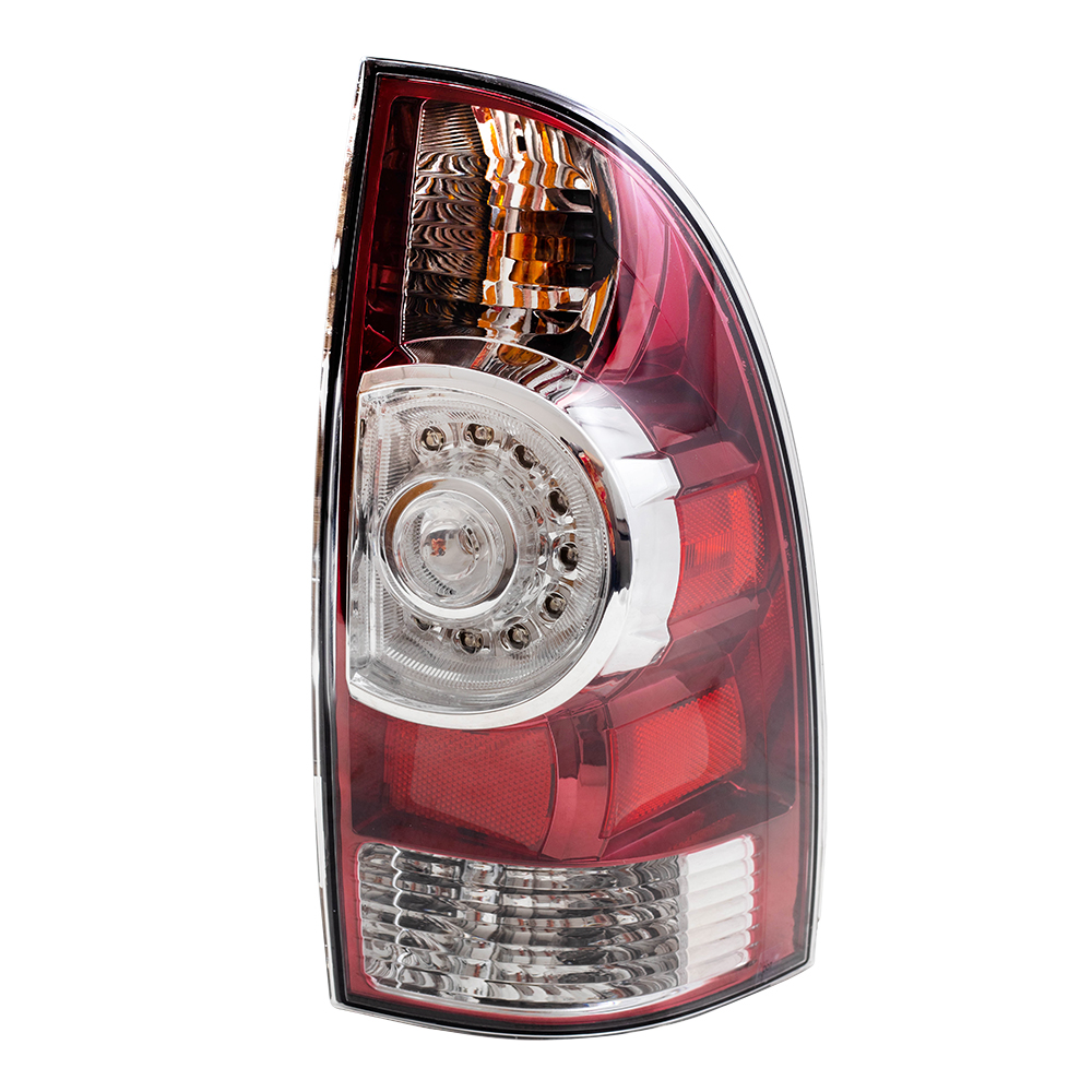 Picture Of 05 15 Toyota Tacoma Tail Lamp Assembly W Led Center Lens Rh