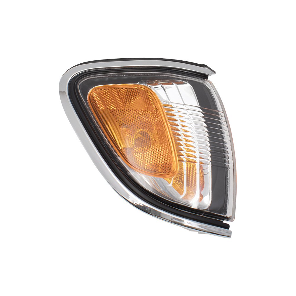 Picture Of 01 04 Toyota Tacoma Park Lamp Assembly W Chrome Trim Rh