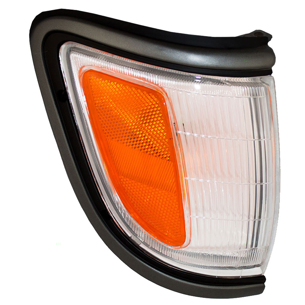 Picture Of 95 96 Toyota Tacoma 2wd Park Signal Side Marker Lamp Assembly