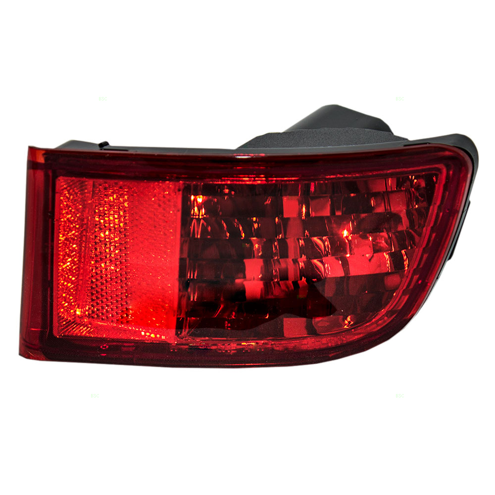 LEXUS IS250//IS350 06-13 REAR REFLECTOR LIGHT UNIT RIGHT PASSENGER
