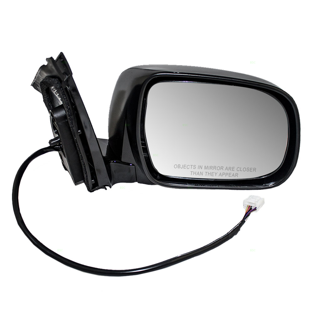 lexus rx330 side mirror assembly